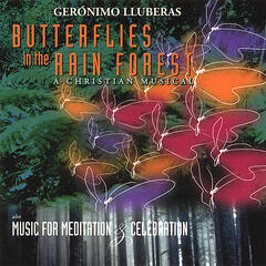 Butterflies in the Rain Forest / Music for Meditation & Celebration