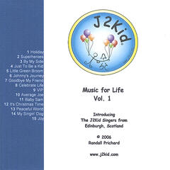 Music for Life Vol. 1