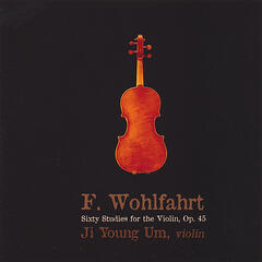 F. Wohlfahrt Sixty Studies For The Violin, Op.45