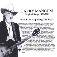 Original Songs 1976-2001