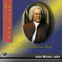 Bach Cello Suites #1 in G and #3 in C