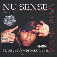 Funkytown Mixtape Vol.3 (with featured Screwed and Chopped Tracks)