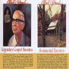 Legendary Gospel & Sentimental Favorites