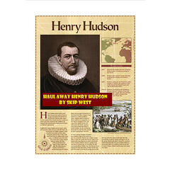 Haul Away Henry Hudson - Single