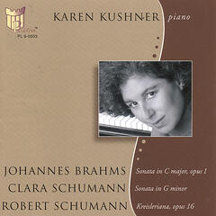 Brahms and Schumann / Works for Piano