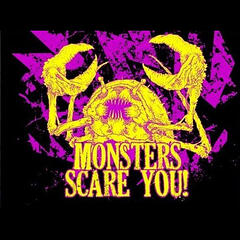 Monsters Scare You! - EP