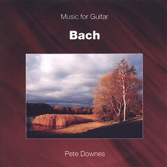 Music for Guitar: Bach