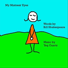 My Mistress' Eyes - Single