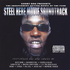 """Steel Here """"The Movie Soundtrack"""" CD/DVD"""