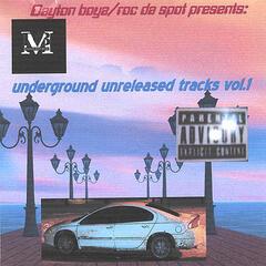 underground unreleased tracks vol.1
