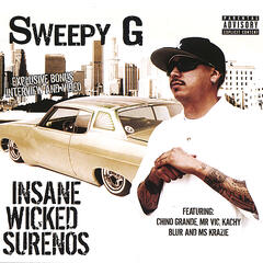 Insane Wicked Surenos Featuring Chino Grande, Mr V.I.C Ms Krazie and MORE..