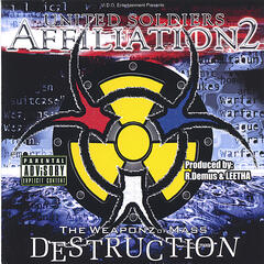 Tha Weaponz of Mass Destruction (2-Discs)