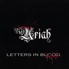 Letters in Blood