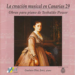 Teobaldo Power: works for piano