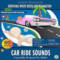 Car Ride Sounds (White Noise)