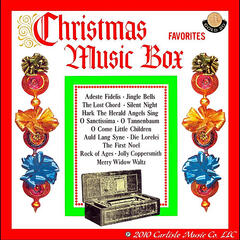 Christmas Music Box Favorites (Official Release)