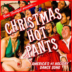 Christmas Hot Pants