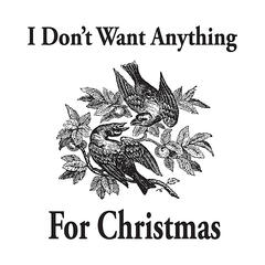 I Don't Want Anything for Christmas