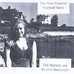 The Patriots are Wicked Awesome