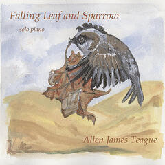 Falling Leaf and Sparrow