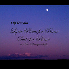 Lyric Pieces for Piano and Suite for Piano in Neo-Baroque Style