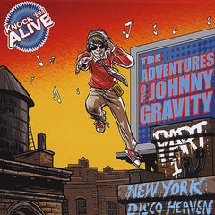 The Adventures of Johnny Gravity, Part 1: New York Disco Heaven