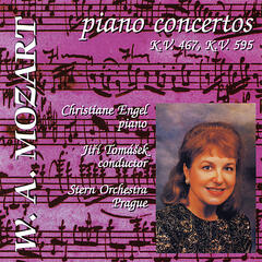 Mozart Piano Concertos: Piano Concerto No. 21 in C major, KV 467; Piano Concerto No. 27 in B major, KV 595
