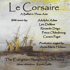 Le Corsaire - A Ballet in Three Acts