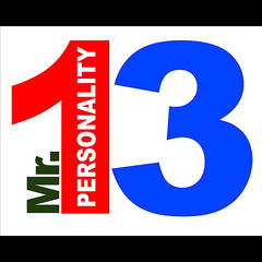 Mr. 13 Personality