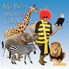 Ms Bees Short and Tall Animals