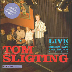 Tom Sligting Live in Het Comedy Cafe Amsterdam