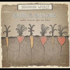 Green And Growing: Roots Music For Eco-Kids
