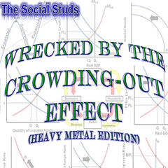 Wrecked by the Crowding-Out Effect (Heavy Metal Edition)