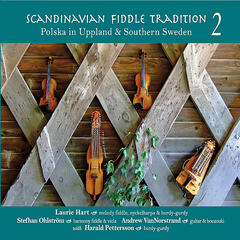 Polska in Uppland & Southern Sweden, Vol. 2 of Scandinavian Fiddle Tradition