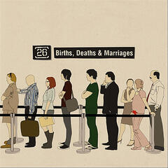 Births, Deaths & Marriages