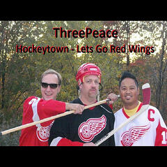 Hockeytown - Lets Go Red Wings