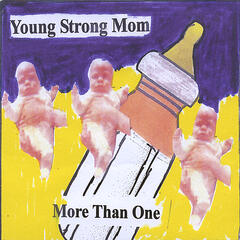 Young Strong Mom