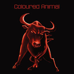 Coloured Animal