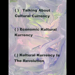 Talking About Cultural Currency