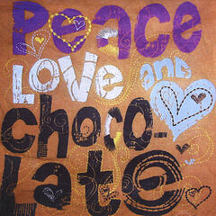Peace, Love and Chocolate
