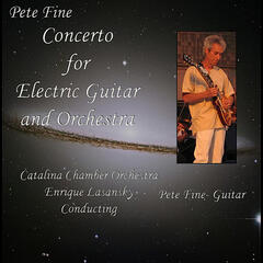 Concerto for Electric Guitar & Orchestra