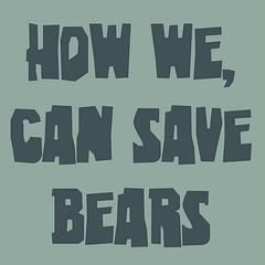 How We, Can Save Bears