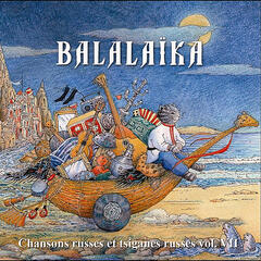 Balalaika Marc De Loutchek Russian And Gypsy Songs Vol.7 (Chansons Russes et Tsiganes Russes Vol. VII)