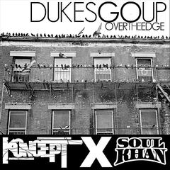 Over the Edge (feat. Koncept & Soul Khan)