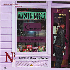 Curator in the Community - N-Side (Live @ Marcus Books)