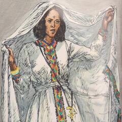 Miss Ethiopia (Ene Negn Bay Manesh)