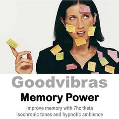 Memory Power (Improve Memory With 7hz Theta Isochronic Tones and Hypnotic Ambience)