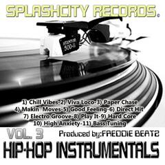 Hip-Hop Instrumentals, Vol. 3