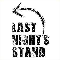 Last Night's Stand - EP