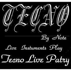 Techno Live Party (Speaking Instruments vs. Tecno By Note) [Speaking Instruments vs. Tecno By Note]